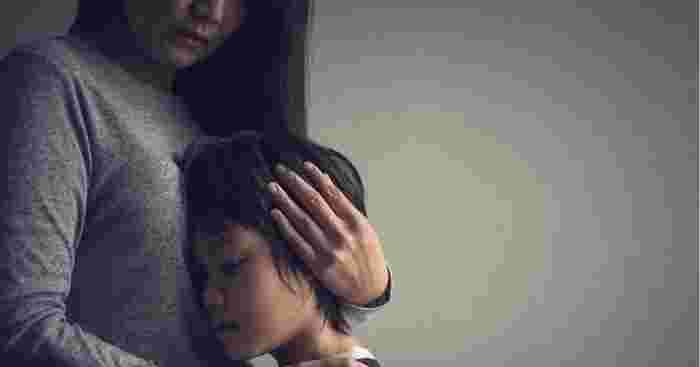 how to help a child deal with divorce
