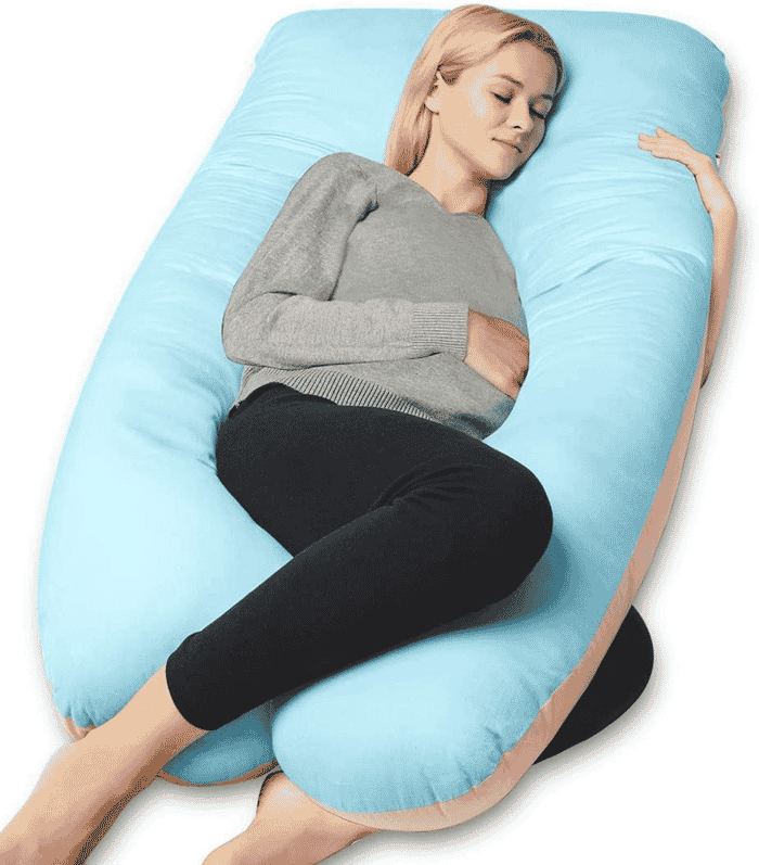 Best Pregnancy Pillows for Back Pain Relief and Better Sleep