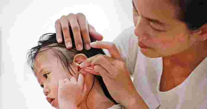 What Does It Mean When Your Child Pulls and Hits His Ears?