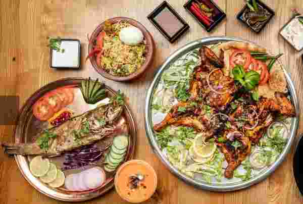 Halal Food in Singapore With Delivery