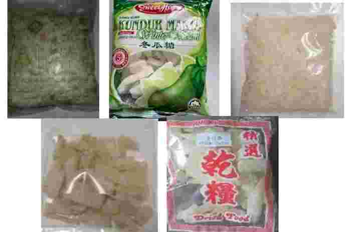 winter melon products