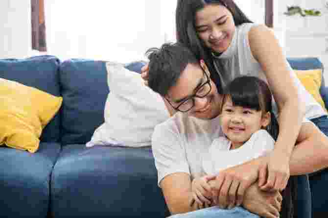 Convenience of Life Insurance for Family.