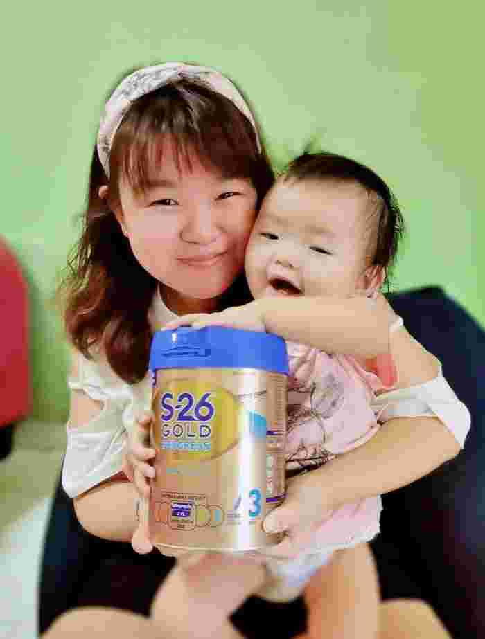 Find out why 9/10 SG Mums would recommend S-26 Gold Progress!