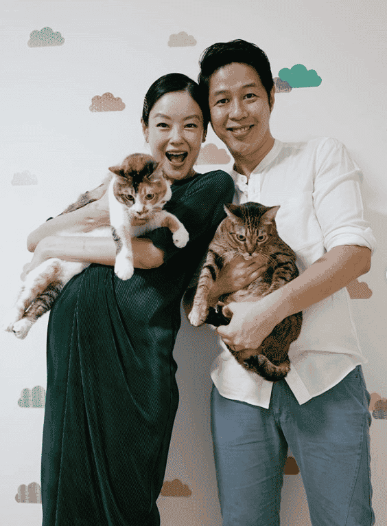 Sheila Sim: 'I don't have to be perfect at being a mum because I can only just try'