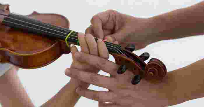 is it easy to learn violin