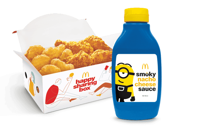 The Minions Are Coming Back To McDonald's This September