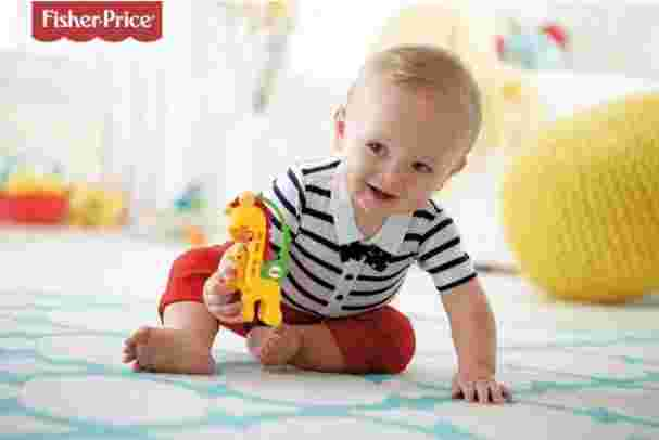 Tips to Improve Your Baby's Hand-eye Coordination