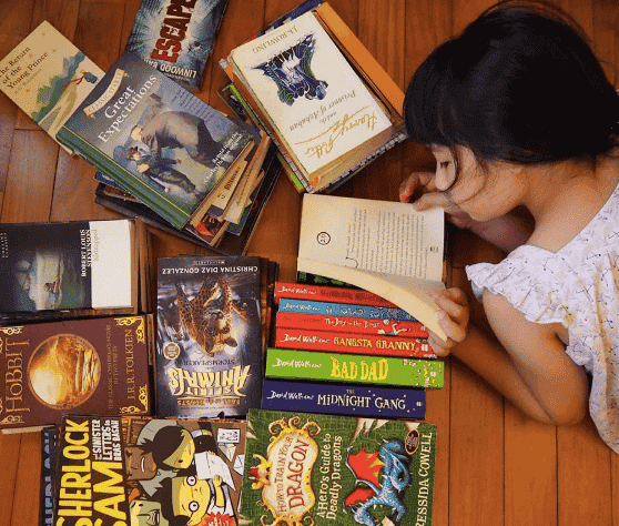 Diana Ser Shares Tips On How To Get Kids To Read Classic Novels