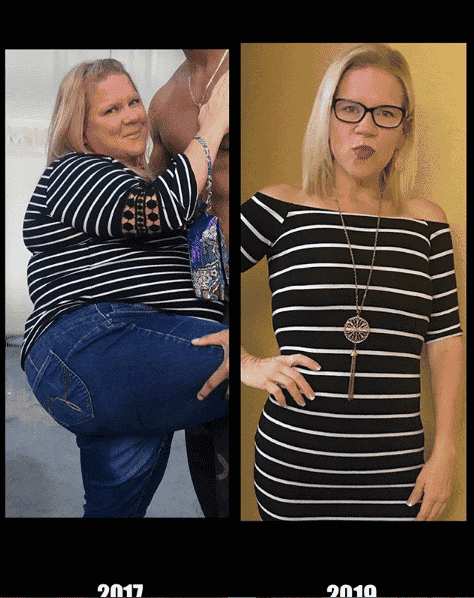 journey to losing weight