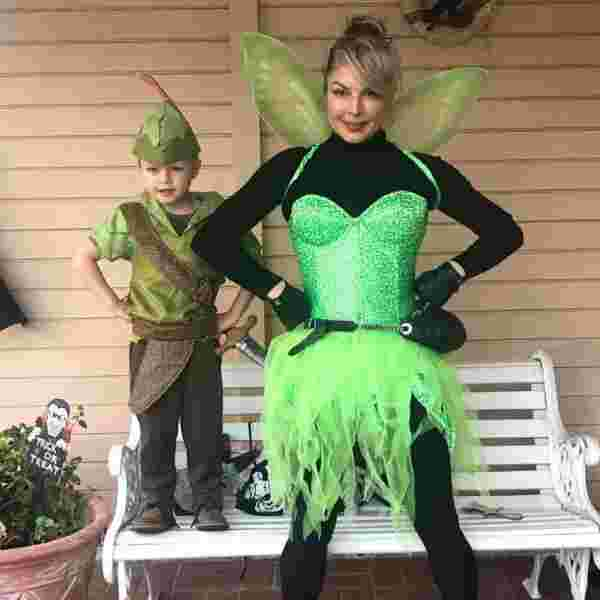 Celebrity Families And Their Spooktacular Halloween Costumes To Beat