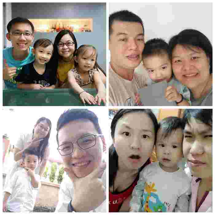Grandparents in M'sia Help Grandkids Reunite With Parents in S'pore, Endure Long Bus and Plane Ride
