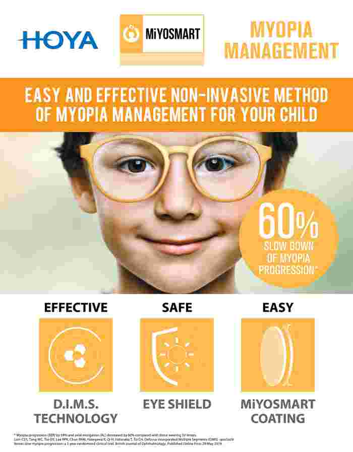 Short Sightedness Symptoms: 9 Important Signs That Your Child May Have Myopia