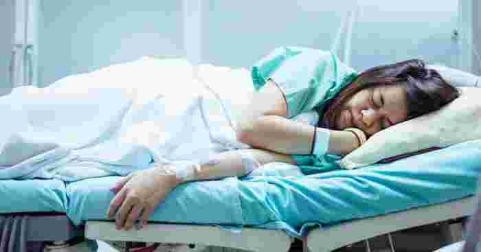 birth complications for mother