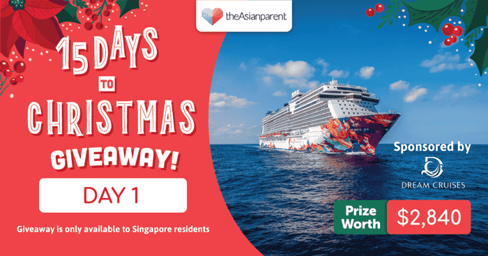 15 Days To Christmas Giveaway 2020
