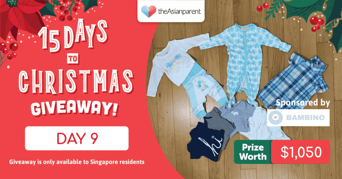 15 Days To Christmas Giveaway