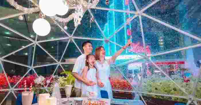 Where To See Christmas Lights And Displays In Singapore 2020