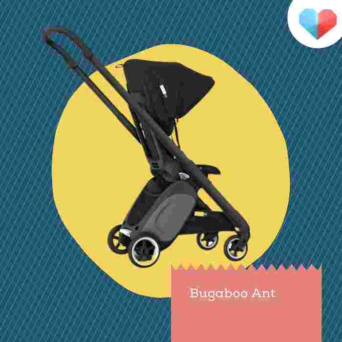 Bugaboo Ant - Best Travel Service Baby Stroller