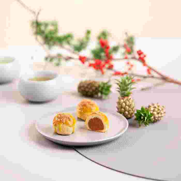 Chinese New Year Goodies Recommendation: KELE - famous pineapple tarts