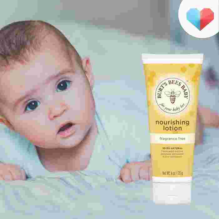 Best natural baby lotion for normal skin