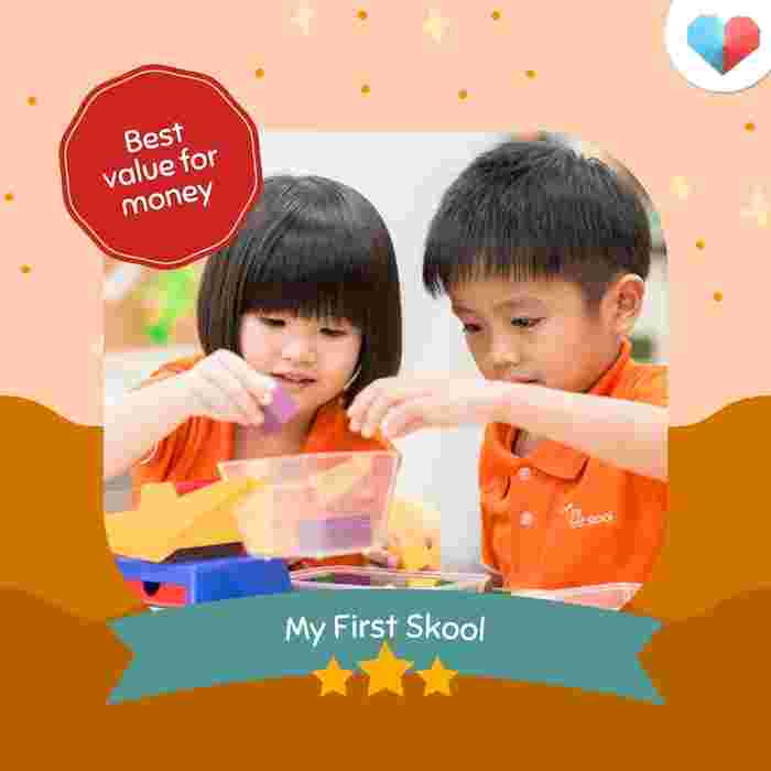 My First Skool - Best value for money