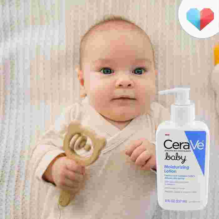 Best baby lotion for normal skin