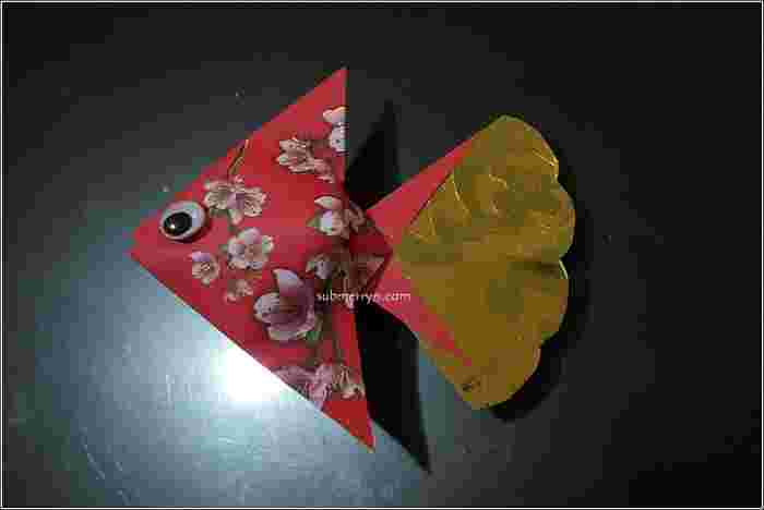 7 Super Fun CNY Craft Ideas For Kids: DIY Oranges, Cherry Blossom Tree, And Fortune Cookies