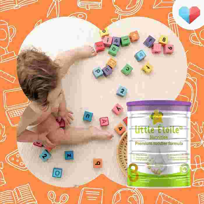 Best stage 3 formula in Singapore- Little Etoile Nutrition