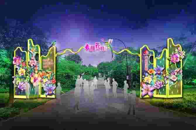River Hongbao 2021: Amazing Lanterns, Exhibitions, Festive Performances And More