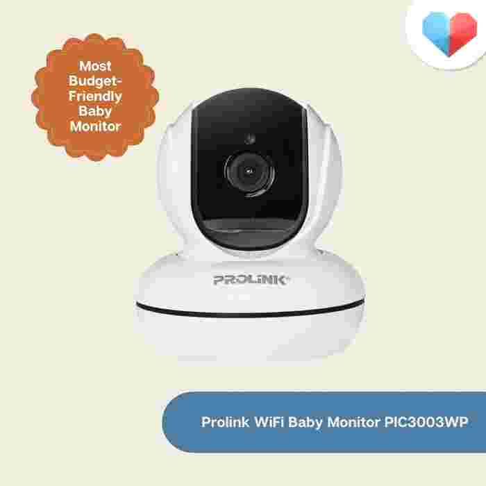 Prolink WiFi Baby Monitor PIC3003WP: Most Budget-Friendly Baby Monitor