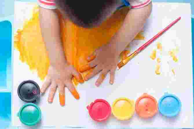 sensory activities for 1 year old