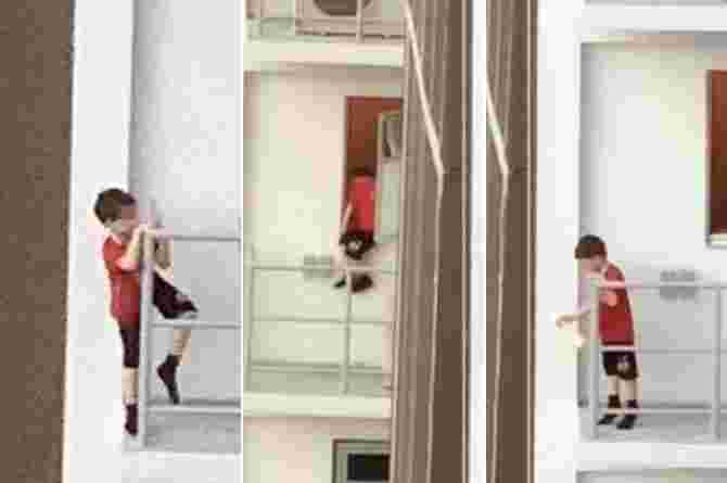 high rise balcony safety
