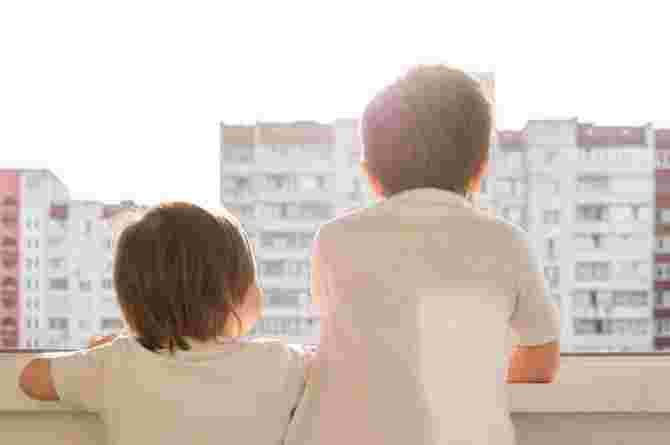 'Maybe He Watched Too Much TV': Father Says Of Son, 7, Who Climbed Out 11th Storey Window