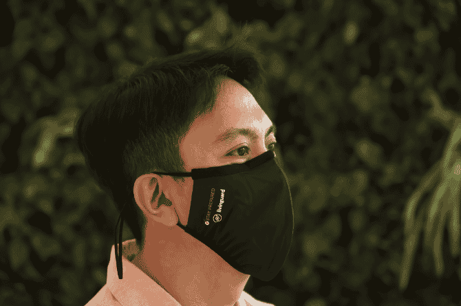 One Free Resuable Hi-Tech Mask For Each Singapore Resident: Mask May Be Used Daily Up To Seven Months With Weekly Washes