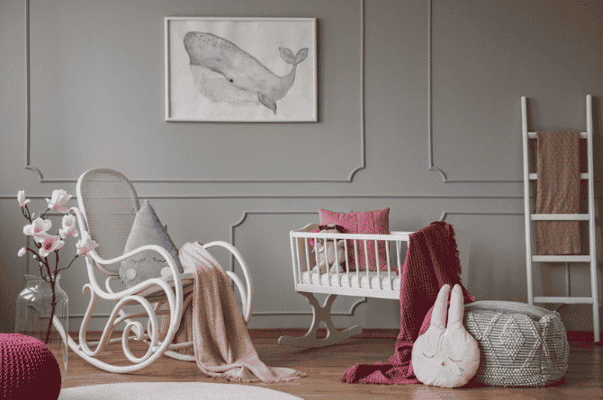 Ready To Set Up A Nursery At Home? Here's How To Minimise Costs