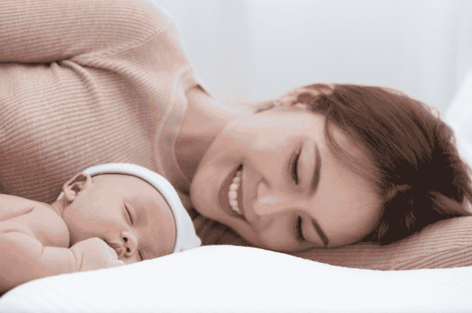 what not to do after giving birth