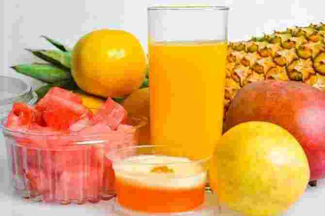 is it ok to drink orange juice while pregnant