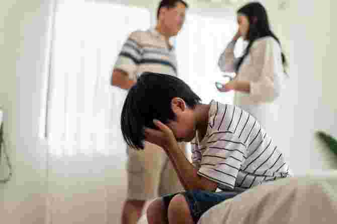 negative effects of family problems