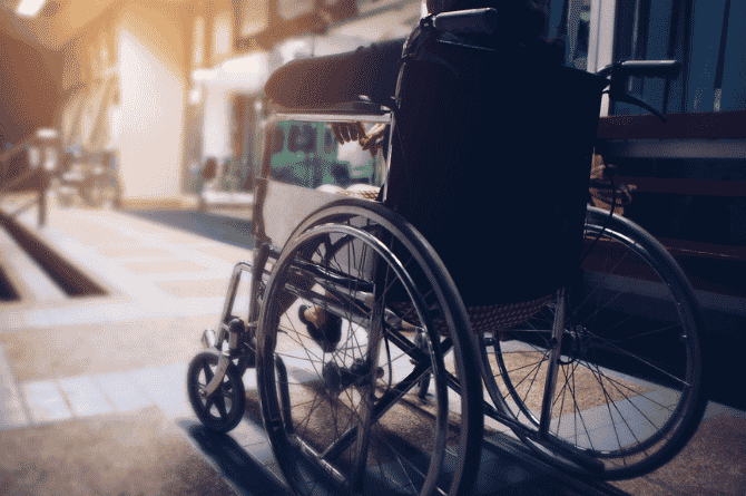 signs of neglect in elderly
