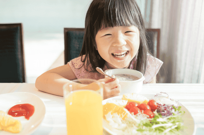 Nutrition For Kids: Which Vitamins Are Essential For Children?