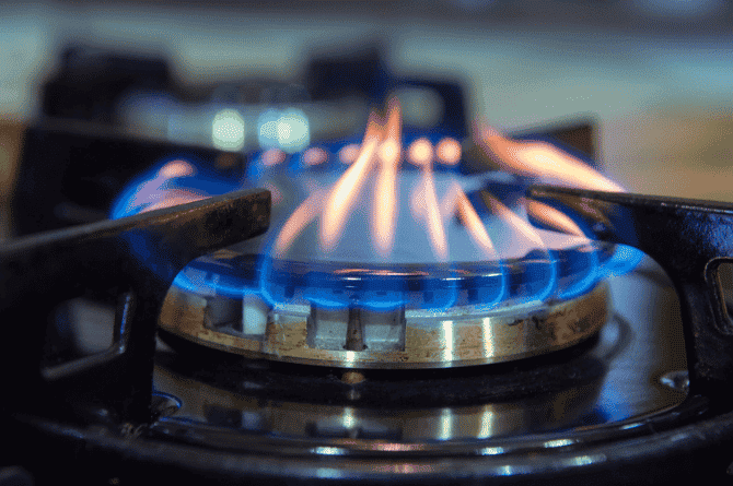 Children Living In A Home With Cooking Gas Have A 42% Increased Risk Of Asthma