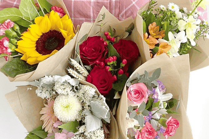 florists in singapore