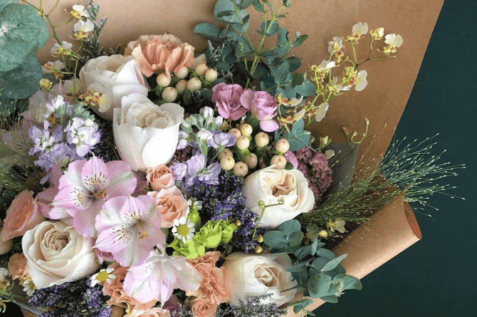 5 Singapore Florists With The Prettiest Mother's Day Bouquets