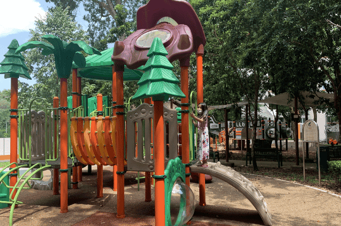 14 Best Secluded Outdoor Playgrounds In Singapore