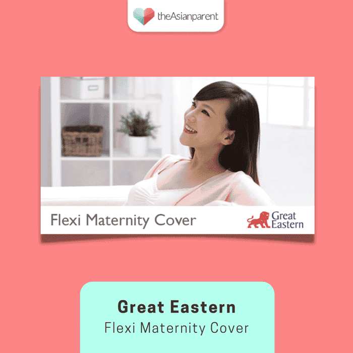 Other notable mentions: Great Eastern Flexi Maternity Cover