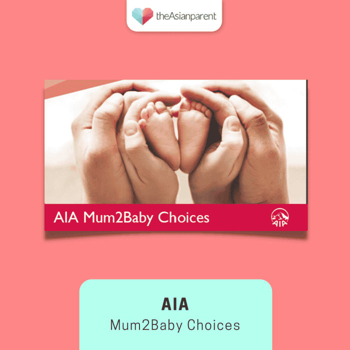 Best for rewards: AIA Mum2Baby Choices