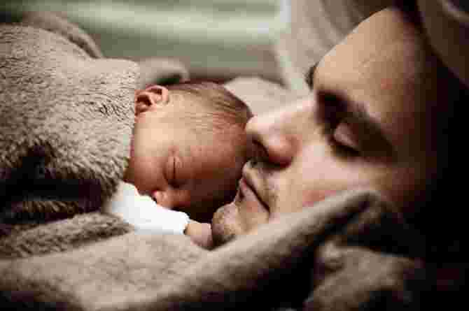 bed sharing with baby benefits