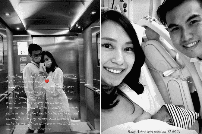 Melissa Koh Welcomes Second Baby But It Was A