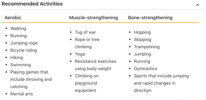 Affordable Sports and Exercises for Your Child's Long-Term Health and Development