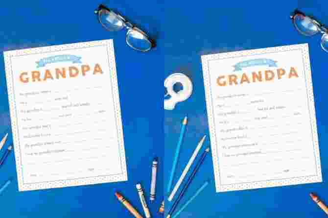 cool fathers day card ideas