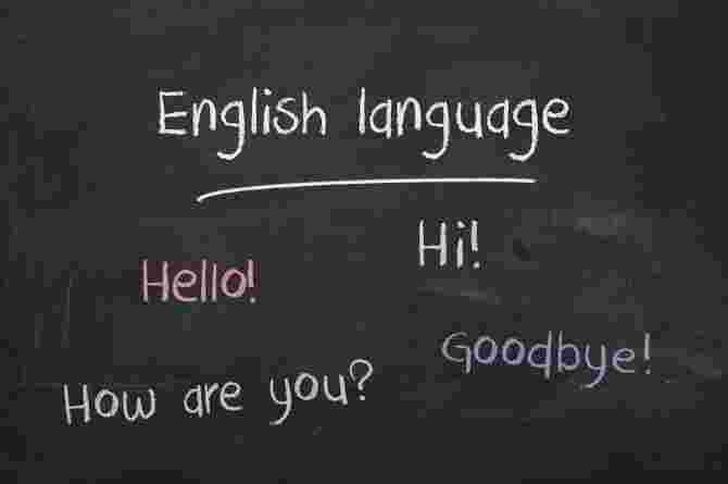 how to teach child english at home